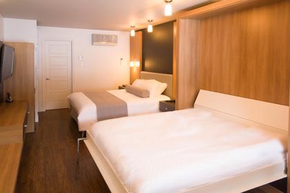 Marineau Motel Des 9 ChSup La Tuque Qc